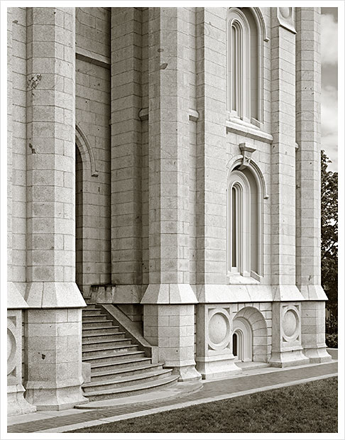 Salt Lake Temple, Utah LDS Temple